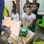 Nigerians React As Anthony Joshua Enrolls For National ID Card