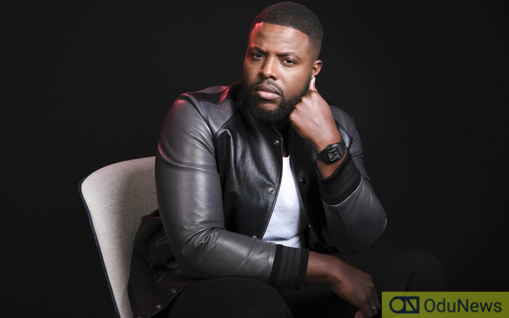 Winston Duke was introduced to the limelight in the superhero movie BLACK PANTHER