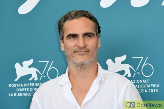 Joaquin Phoenix speaks on lack of diversity at the BAFTAs