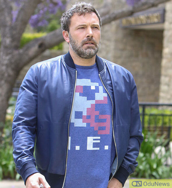 Ben Affleck is open to finding love again