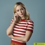Emily Blunt says she used to stutter