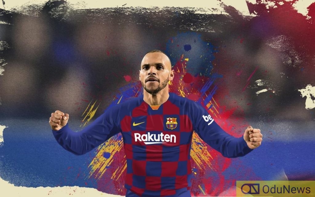 Barcelona Sign Leganés Forward Martin Braithwaite