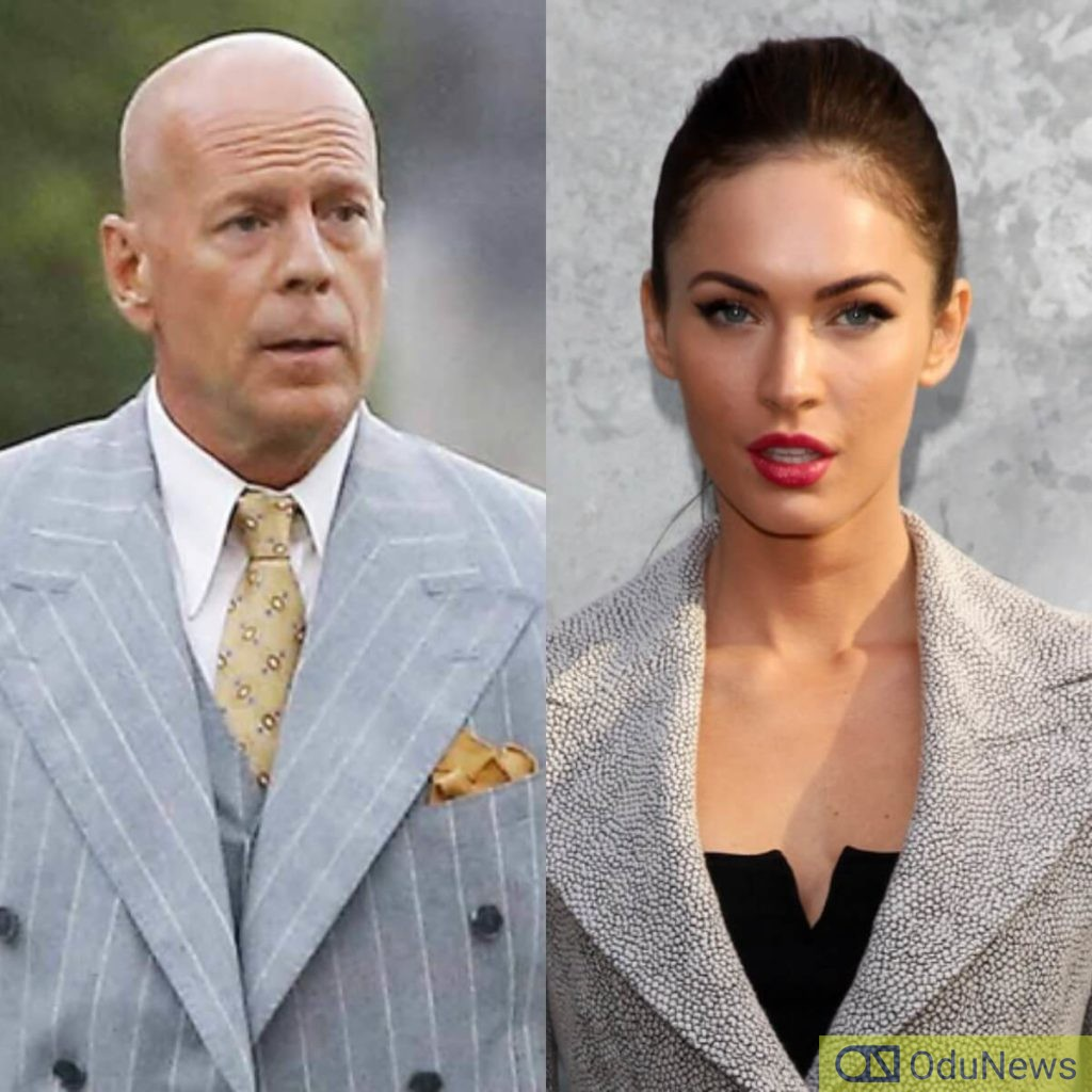 Bruce Willis joins Megan Fox in Midnight in the Switchgrass