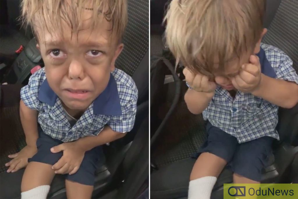 'I'm Going To Kill Myself' - 9-Year-Old Boy, Quaden, Says After Being Bullied