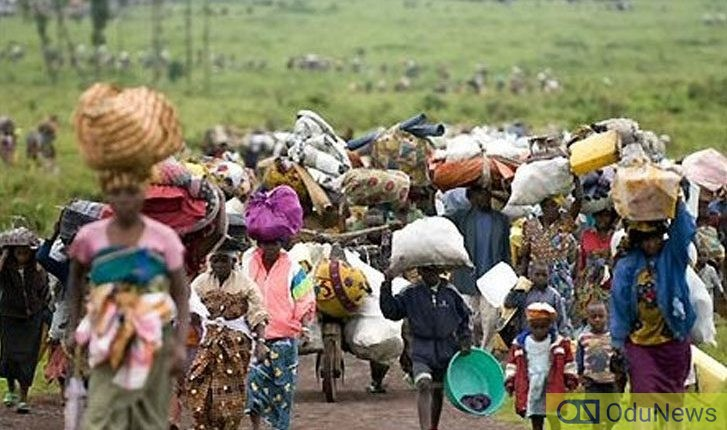 8,000 Cameroonians Flee Into Nigeria For Safety