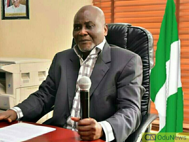President Buhari sacks Charles Dokubo as Chairman Amnesty Programme