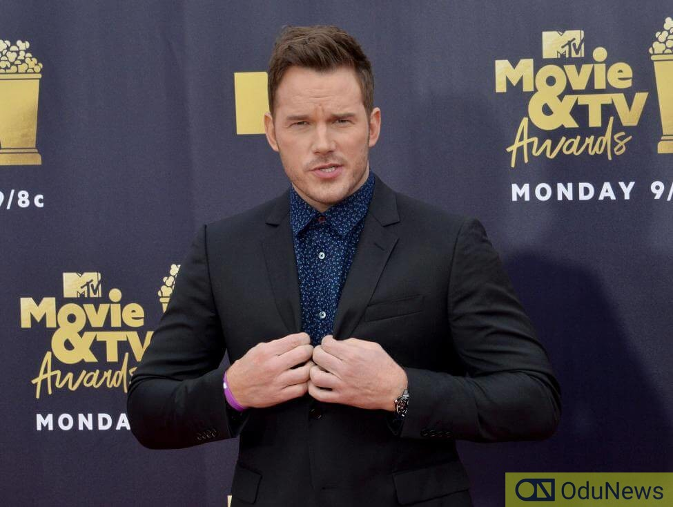 Chris Pratt starring in Antoine Fuqua's thriller series Terminal List