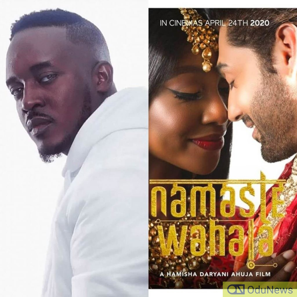 Rapper M.I. Abaga brings Nollywood and Bollywood together in Namaste Wahala