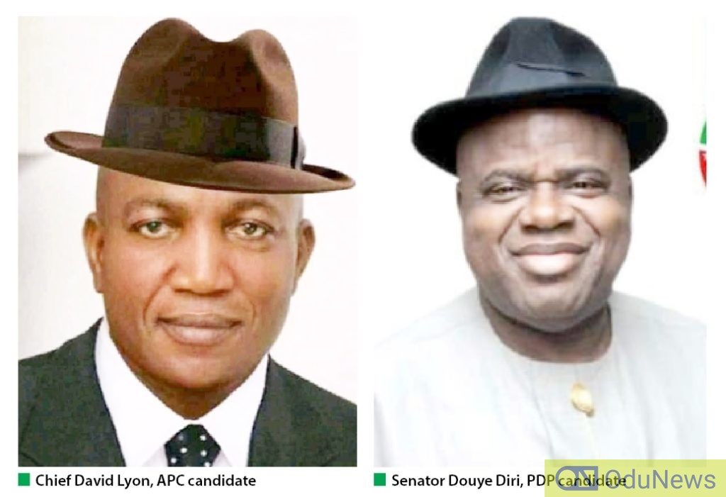 REAKING: Supreme Sticks To Judgement Sacking Lyon As Bayelsa Governor