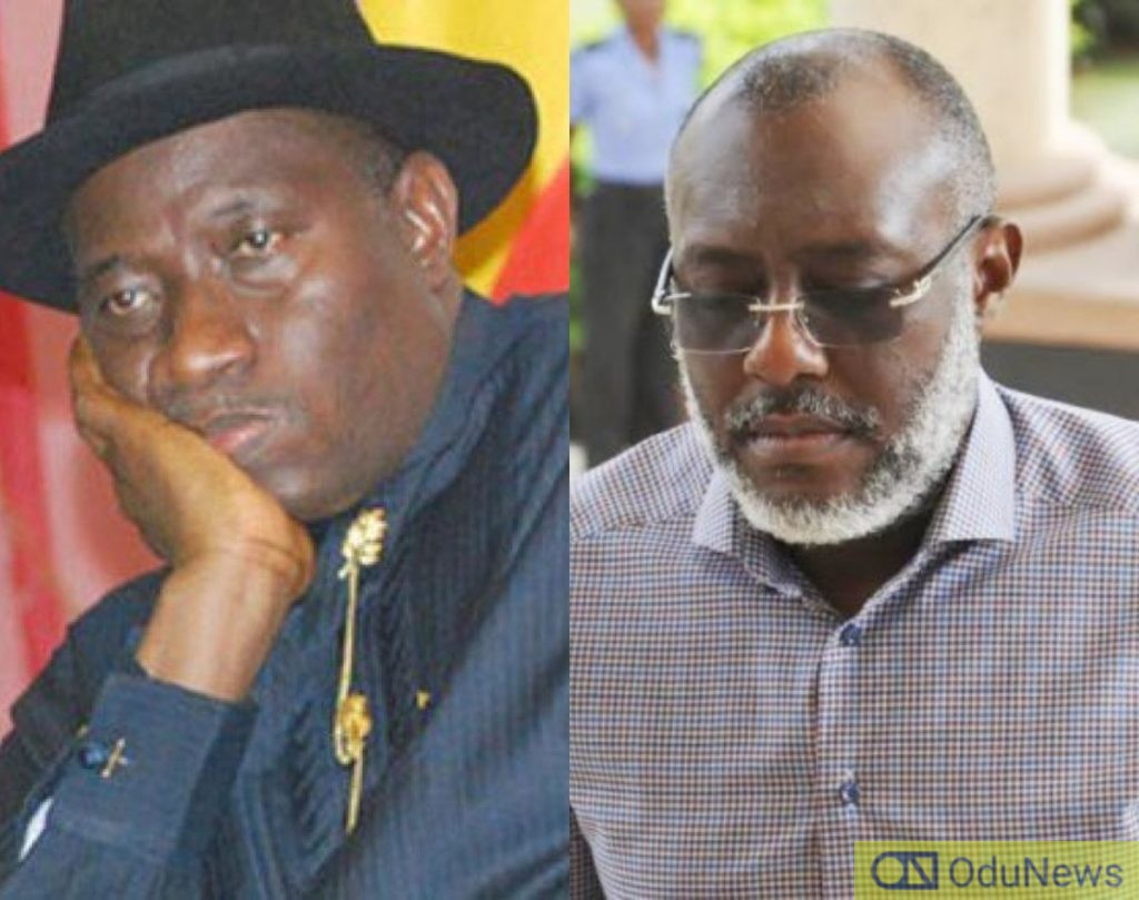 Poor Metuh, Who Did Jonathan's 'Call' Save Then?