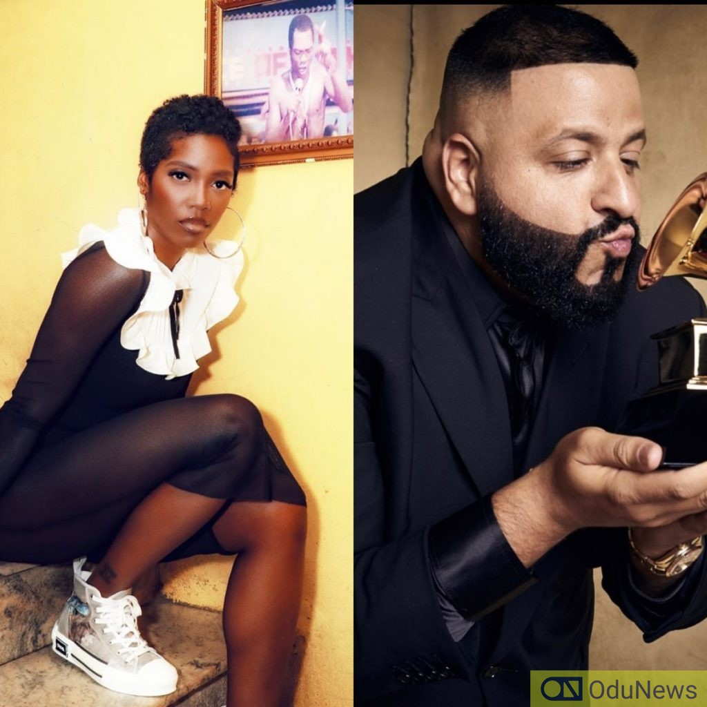 Tiwa Savage,DJ Khaled