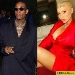 Wiz Khalifa Spotted With His Ex-Wife Amber Rose