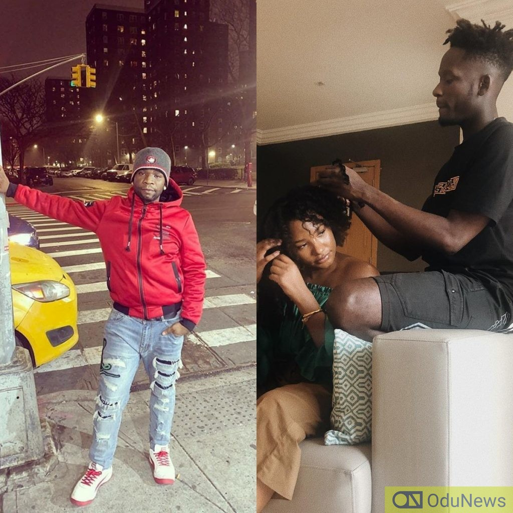 "You Used ""Juju"" To 'Get' Otedola's Daughter -Speed Darlington Tells Mr Eazi"