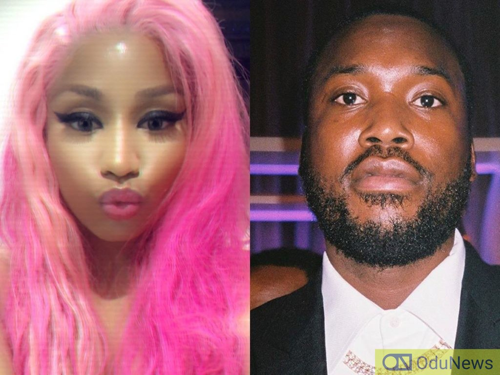 Nicki Minaj and Meek Mill fight dirty on the social media