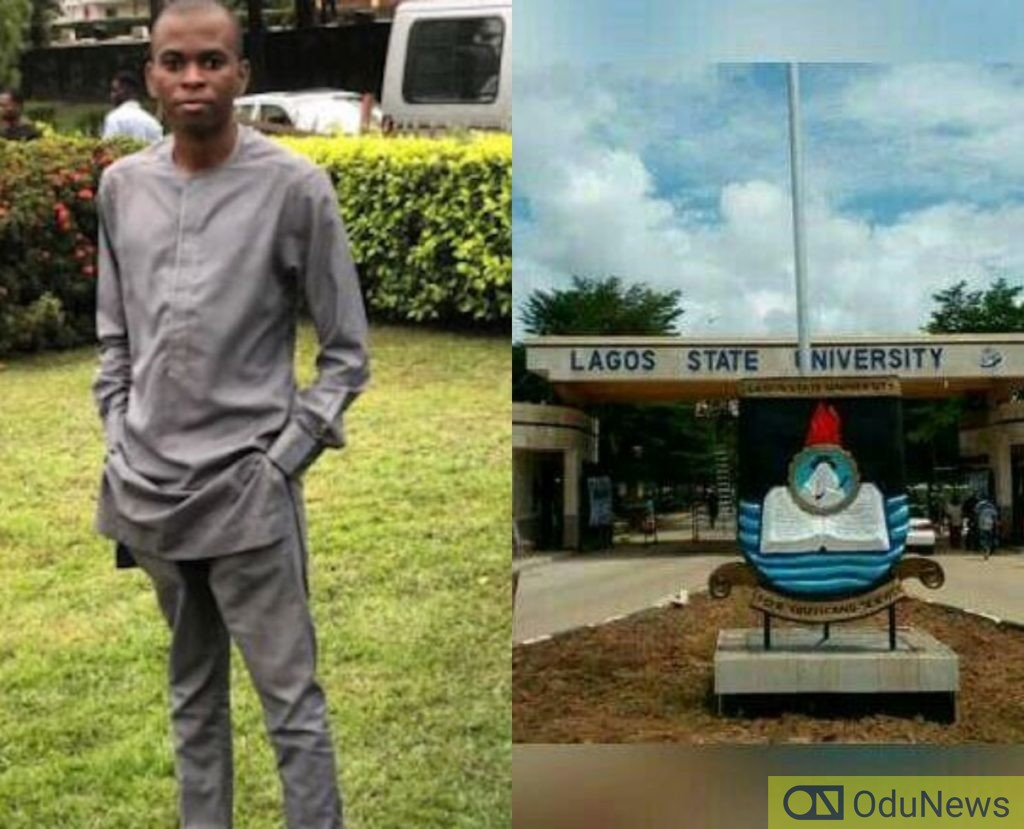 LASU Reacts To News Of Graduate Who Jumped Into Lagos Lagoon