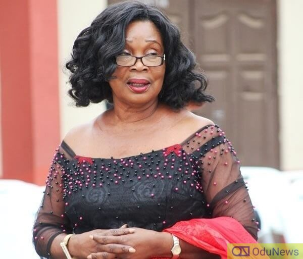 Men Who Wash Their Wives' Undies Are Cursed - Ghanaian Actress Grace Omaboe