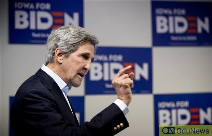 John Kerry discussing 2020 bid already amid concerns over Sanders