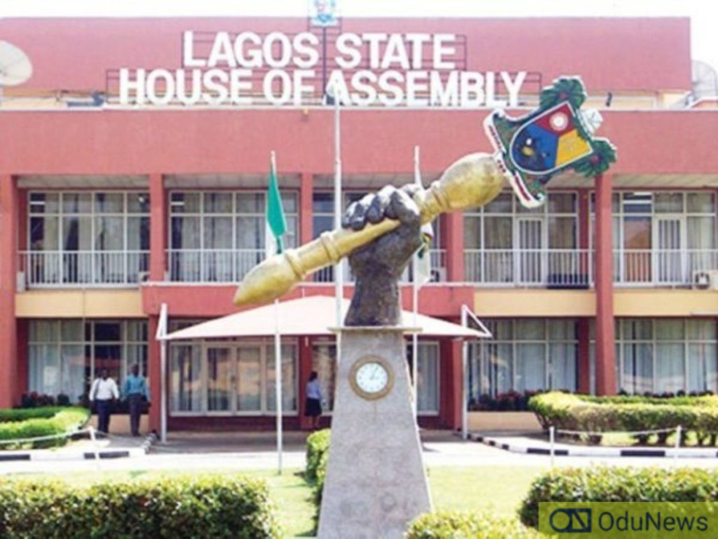 Lagos Assembly Sacks Principal Officers