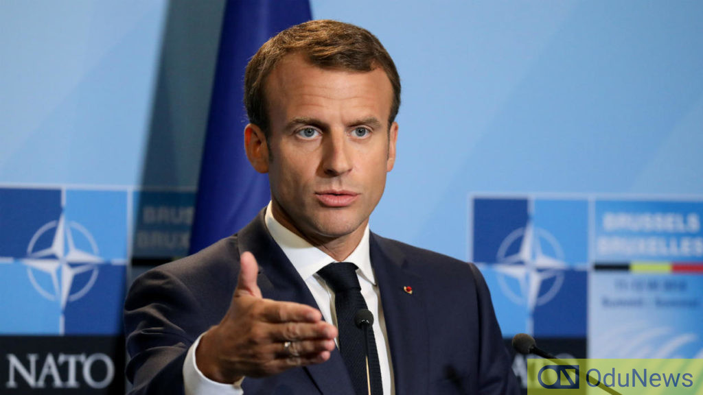 France President Macron In Hospital Treating Coronavirus