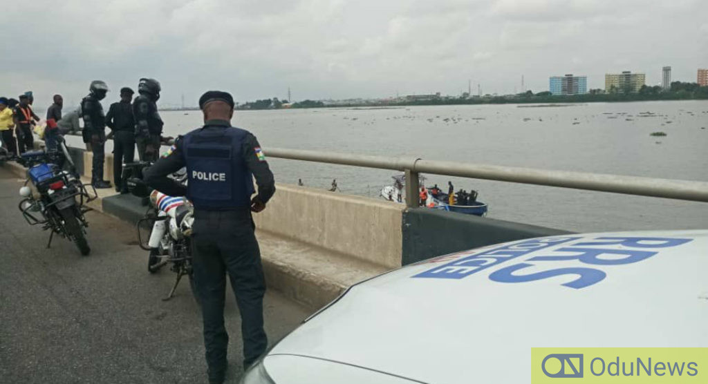 Again, Passenger Drops From Cab And Jumps Into Lagos Lagoon