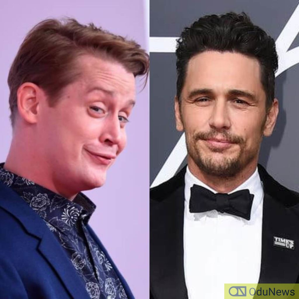 Macaulay Culkin and James Franco had an awkward meeting revolving around the late Michael Jackson