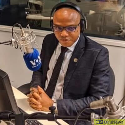 Nnamdi Kanu has stated that he will monitor the event from his location abroad