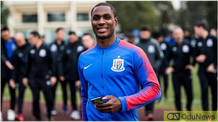 Nigerian player Odion Ighalo turned down Inter Milan and Tottenham for a transfer loan to Manchester United