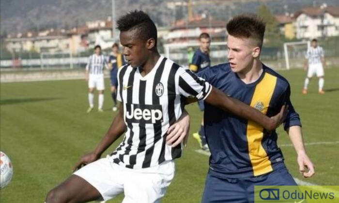 Italian-Nigerian Footballer Tests Positive For Coronavirus