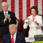 US Reps Member Files Ethic Complaints Against Pelosi For Tearing Trump's Speech