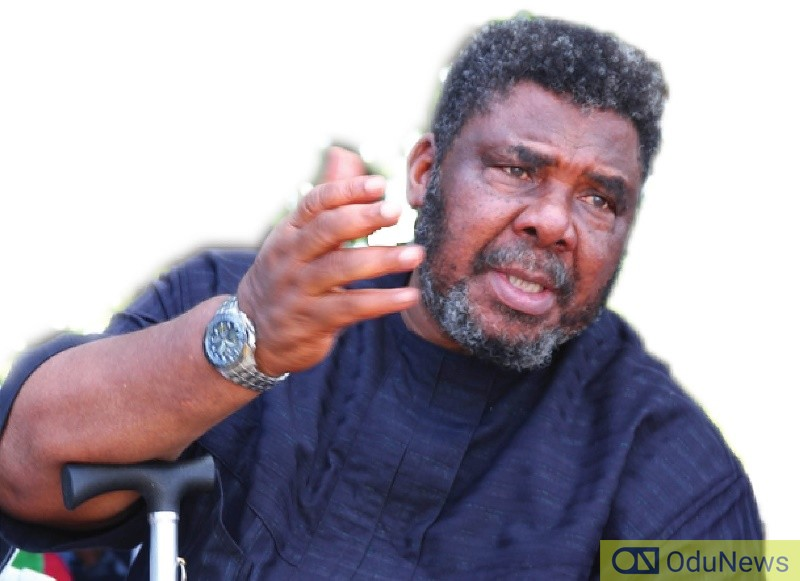 Any Man Kneeling To Propose To A Girl Is A 'Bloody Fool' - Pete Edochie