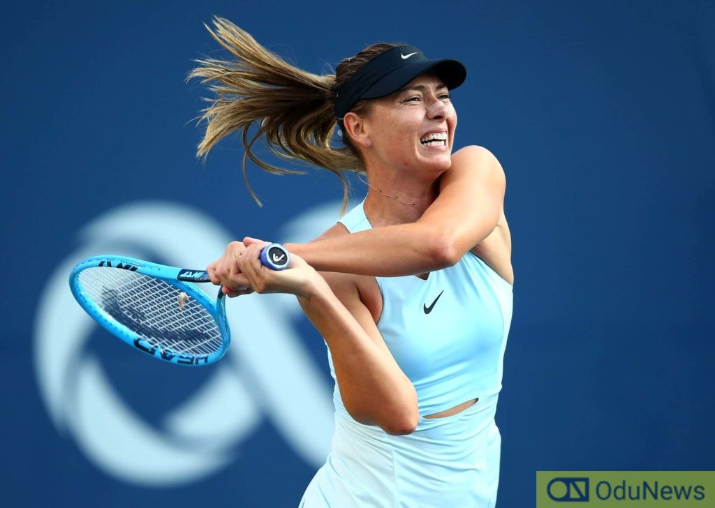 Maria Sharapova stuns the world with shocking retirement from tennis