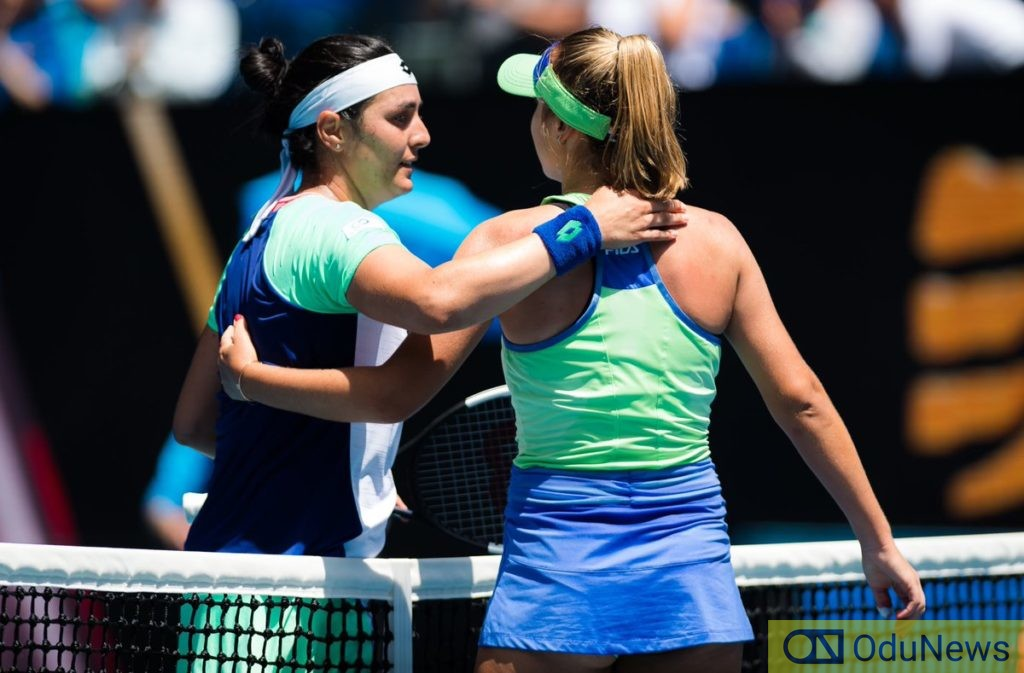 Sofia Kenin Beats Garbiñe Muguruza To Win Australian Open final