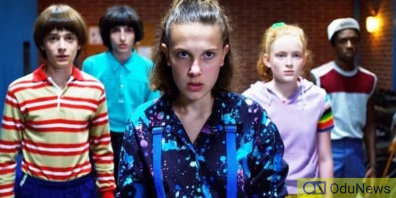 STRANGER THINGS features a talented young cast