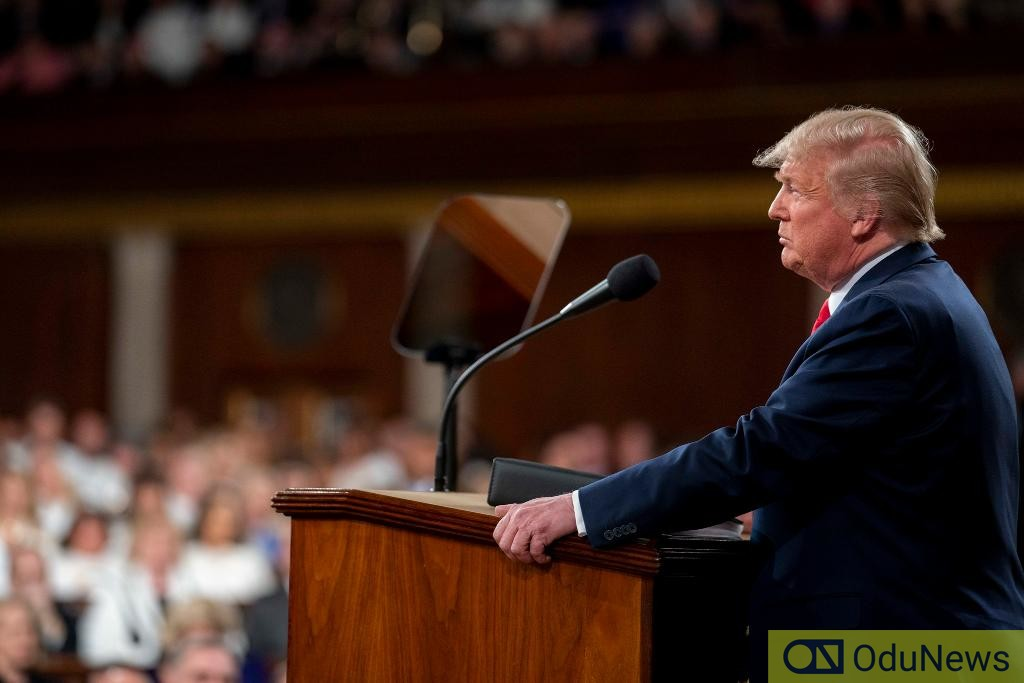 Victory at last for Donald Trump as US Senate acquits him on both articles of impeachment