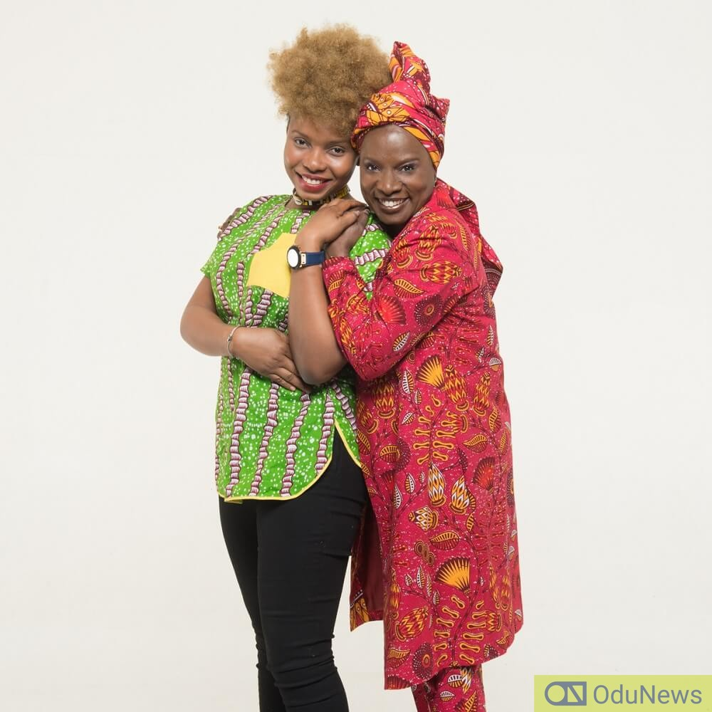 Yemi Alade and Angelique Kidjo identify with their African heritage in SHEKERE video