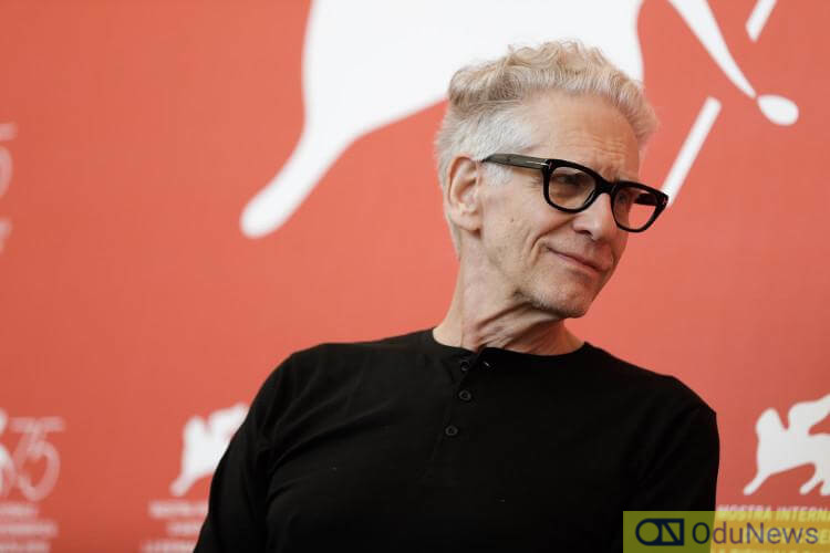 Cronenberg is known for making controversial horror movies filled with gory details