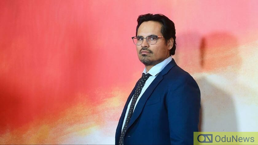 Michael Pena was most recently seen in the horror movie FANTASY ISLAND
