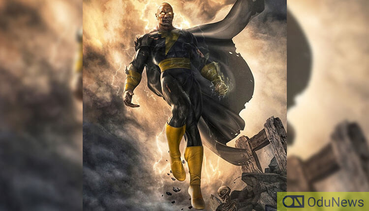Dwayne Johnson's Black Adam begins casting call for Cyclone character