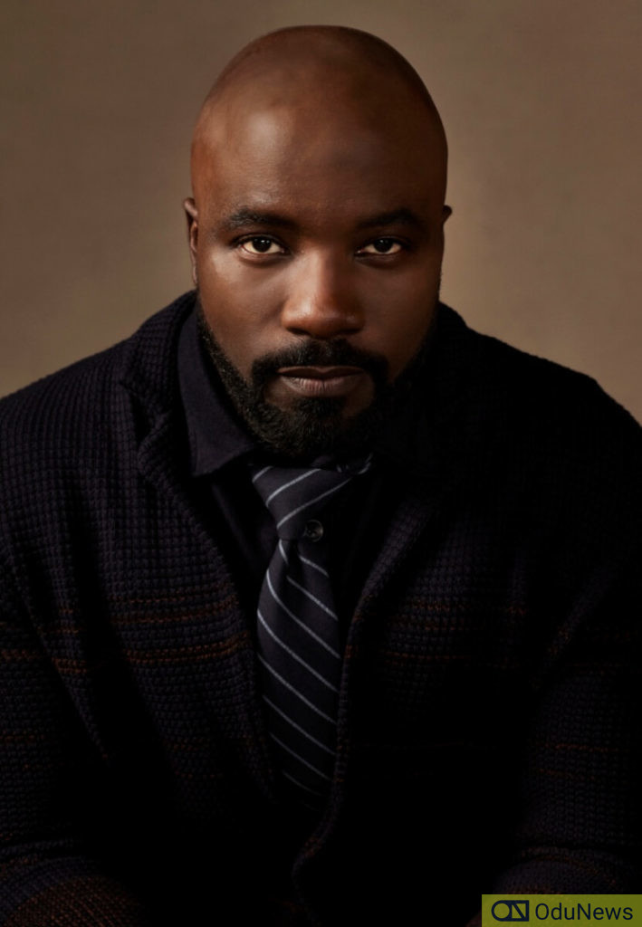 Mike Colter gets lead role in series Monsterland