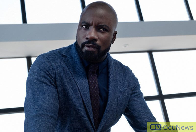 Mike Colter played the main character in the Marvel series LUKE CAGE