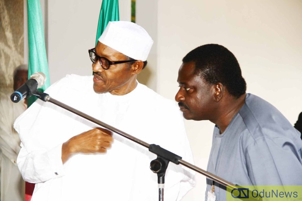 Femi Adesina says Nigeria would be dead and gone if Buhari was not elected in 2015