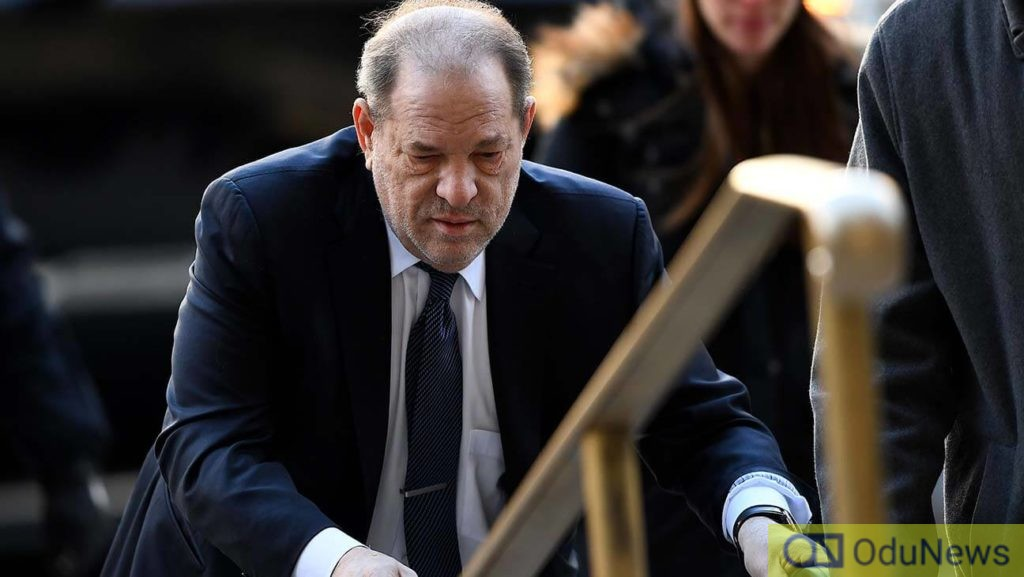 Harvey Weinstein rushed to the hospital after rape conviction