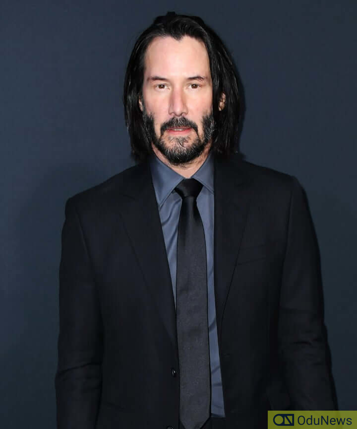 Keanu Reeves returns to play the messianic character of Neo