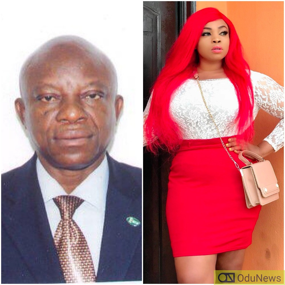 Actress Georgina Ibeh Pens Emotional Tribute To Her Late Father