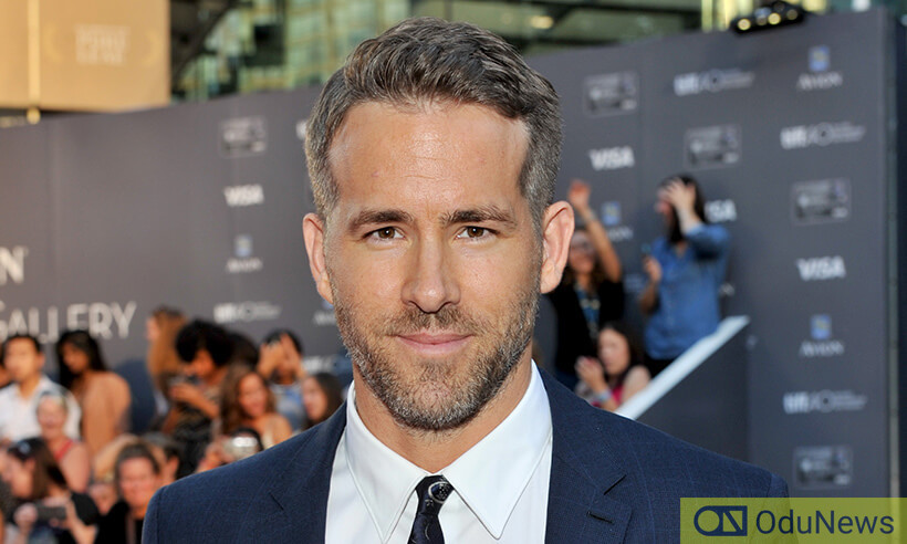 Ryan Reynolds was last seen in Netflix's 6 UNDERGROUND
