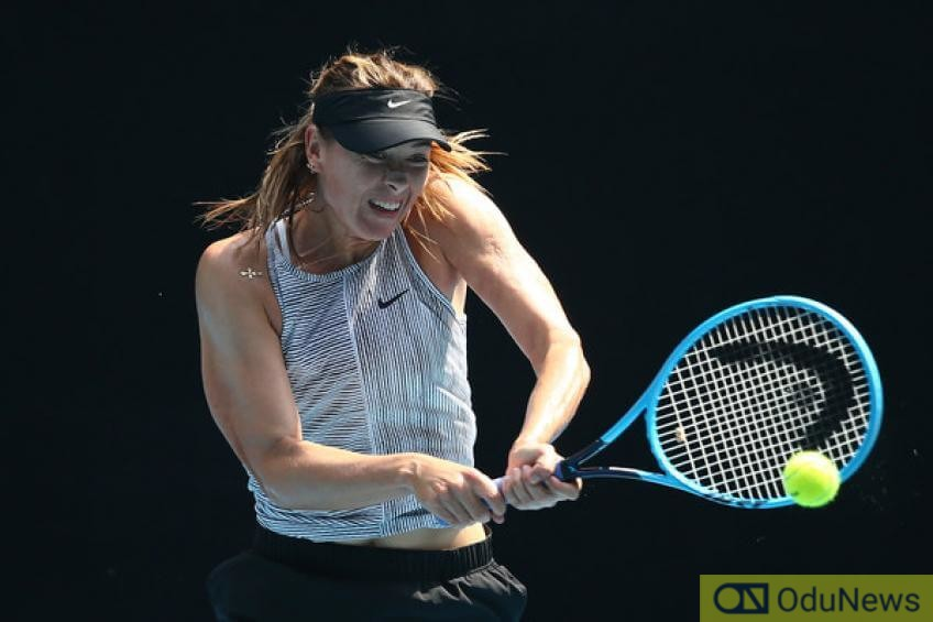 Maria Sharapova became number 1 in the world for the first time at the age of 20