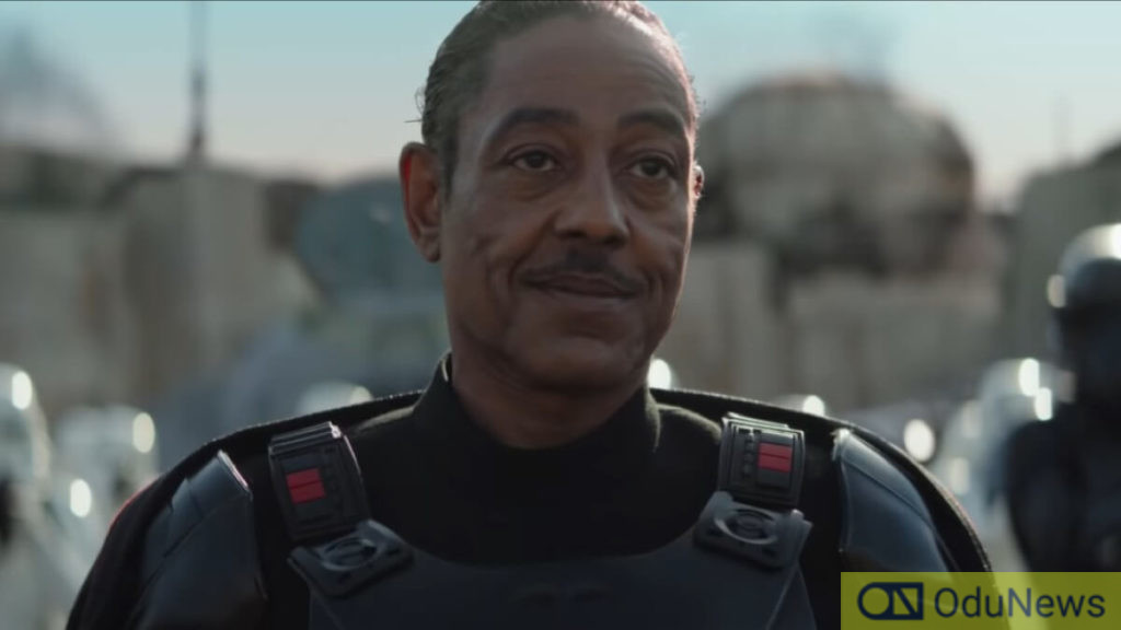 Giancarlo Esposito teases major lightsaber action in The Mandalorian season 2