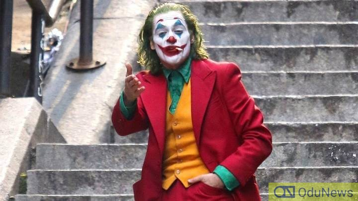 Joker becomes fourth DC movie to win an Oscar