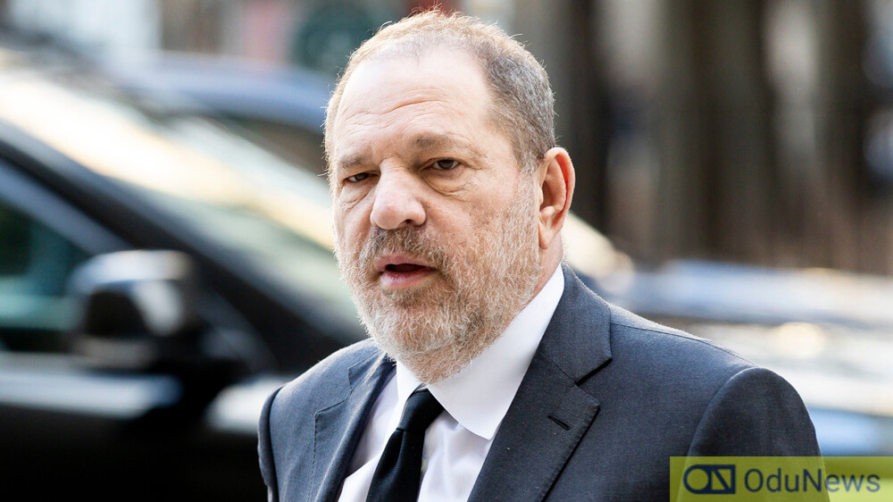 Harvey Weinstein appeals conviction from hospital