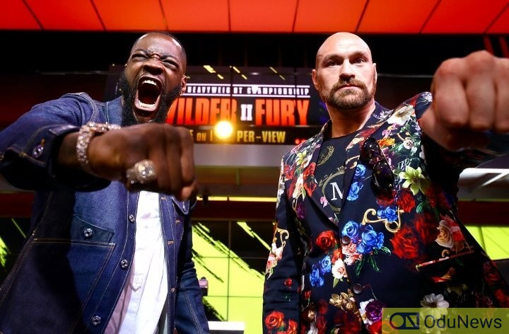 Wilder and Fury are two of the most formidable boxers of their time